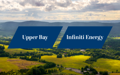 Infiniti Energy Partners with Upper Bay Infrastructure Partners